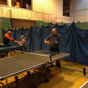 More table tennis